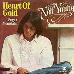 Neil Young chords for Heart of gold