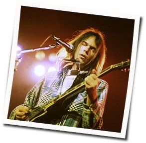 Neil Young chords for Hey hey my my ukulele
