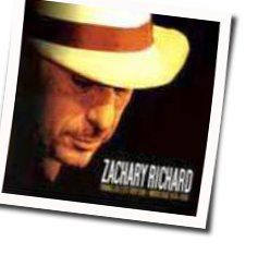 Richard Zachary chords for La ballade de jean batailleur