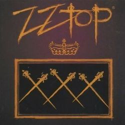 ZZ Top guitar chords for Fearless boogie