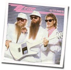 ZZ Top guitar chords for Stages